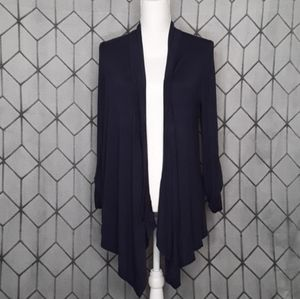 🔮Motherhood Maternity Navy Cardigan Sweater